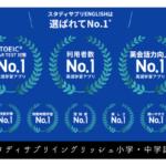 スタディサプリイングリッシュ小学・中学講座の口コミ評判・特徴・料金を徹底解説!